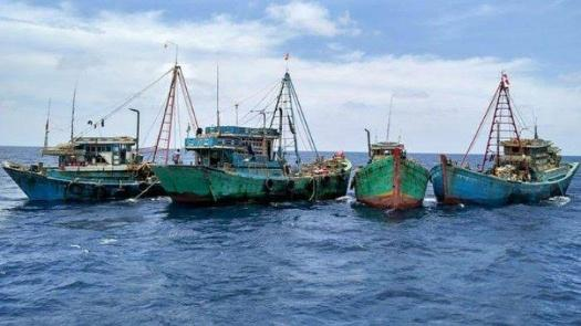 Dari 200 Kapal, Hanya 15 Nelayan Saja Yang Siap 'Hadapi China' di Natuna