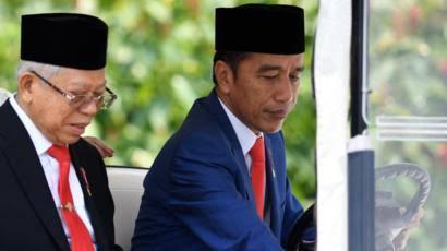 Apresiasi Wapres Minta Maaf Soal Covid-19, Ombudsman: Hormat Atas Kejujuran Bapak, Semoga Tak Diklarifikasi Istana