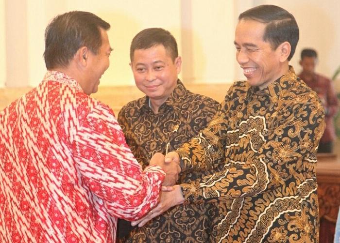 Wako Firadus Bilang Jokowi Ingin Pekanbaru Jadi Jantung Ibu Kota Sumatera