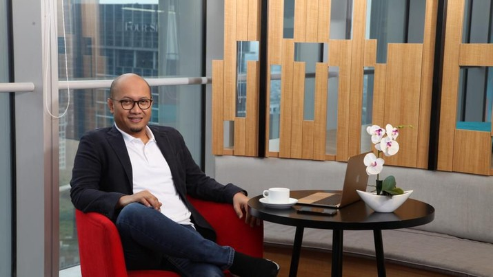 Selamat! Setyanto Hantoro Resmi Ditunjuk Jadi Dirut Baru Telkomsel