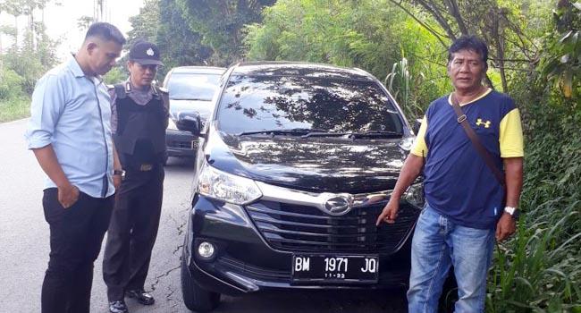 GILA... Sejumlah Pria Bersenjata Api Rampok Rp3,5 Miliar dari Mobil  Bank Syariah Mandiri di Batas Payakumbuh