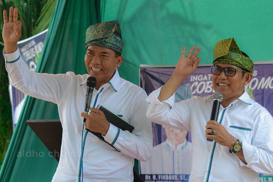 Firdaus-Rusli Sinergikan Pembangunan Antar Kabupaten dan Kota, Mulai dari Pekansikawan Hingga Metropolitan Riau Pesisir