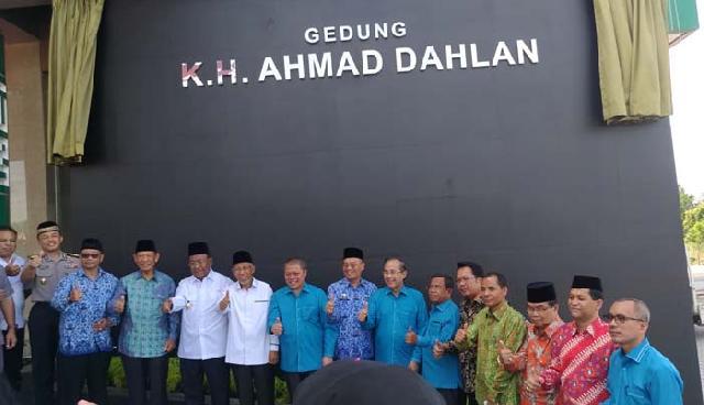 UMRI Dipersiapkan Jadi Kampus Wisata di Pekanbaru, Begini Konsepnya...