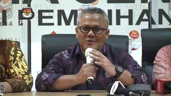 Ketua KPU RI Arief Budiman: Saya Tak Pernah Lakukan Pelanggaran Pemilu