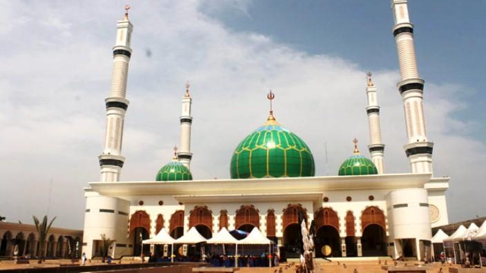 Inilah Alasan Kenapa Bupati Rohul Bangun Masjid Agung Madani Islamic Center