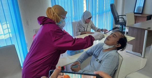 Pemprov Riau Gratiskan Rapid Antigen Pelamar CPNS