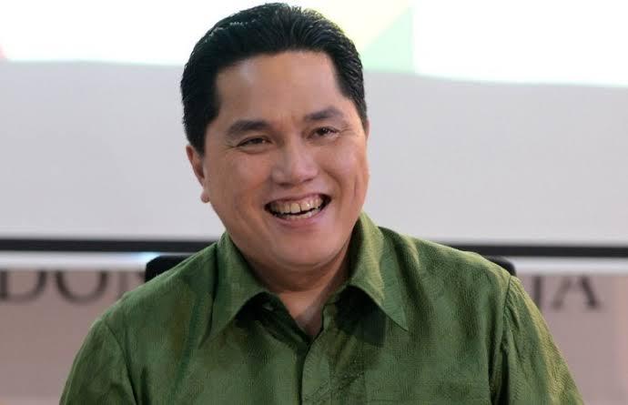 Erick Thohir Berpeluang Lawan Jagoan PDIP di Pilpres 2024, Pengamat: Jangan Sampai Jokowi Membesarkan Anak Macan