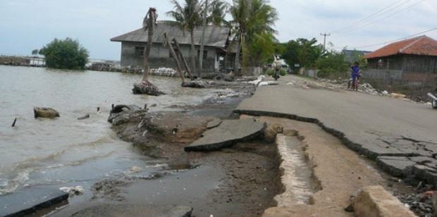 Abrasi Ancam Tiga Pulau Terluar Riau, Pemprov Riau akan Lakukan Ini