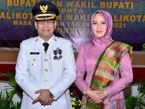 Amril Ditahan KPK, Mendagri Tito Tunjuk Wabup Muhammad Sebagai Plt Bupati Bengkalis
