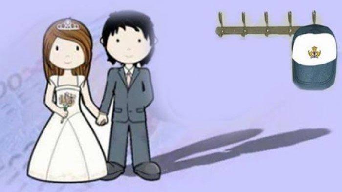 4 Bulan Tak Belajar karena Covid-19, Siswi SMP Pilih Menikah, 'Saya Bingung Mau Ngapain Lagi...'