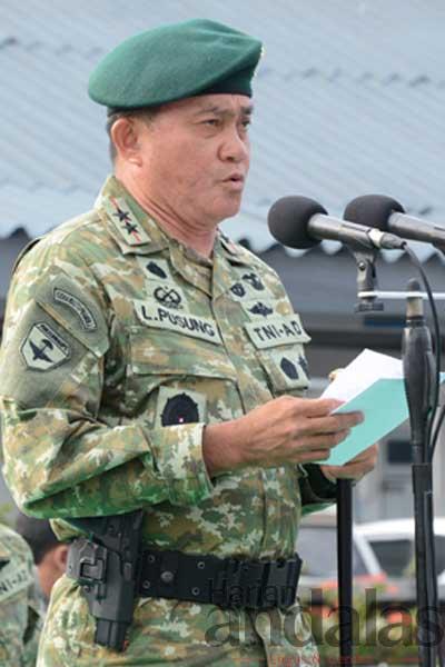 Atasi Karlahut, Pangdam Bukit Barisan Kerahkan 1.000 Personil TNI