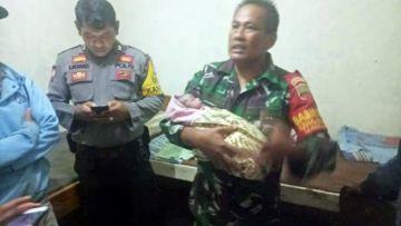 Masih Merah, Ibu Kandung Tega Buang Bayi yang Baru Dilahirkannya di Semak Belukar