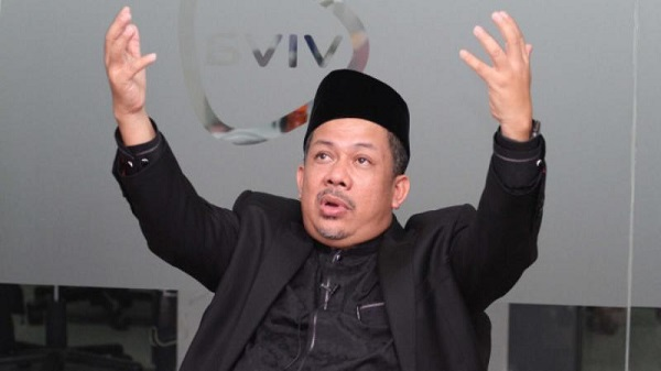 Fahri Hamzah: Ayolah... Corona Bukan  Soal Politik, Bukan Soal  Jokowi, Anies atau Ridwan Kamil...