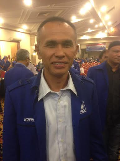 Siap Bertarung, Nofrizal Nyatakan Maju di Pilwako Pekanbaru