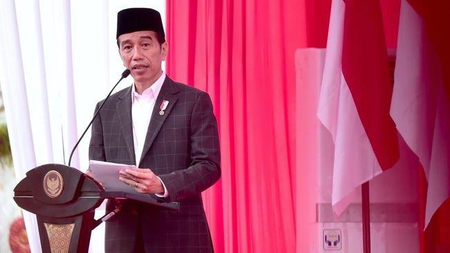 30 Pusat Kajian Antikorupsi Surati Presiden Jokowi, Tagih Janji Pemberantasan Korupsi, Ini Isinya...