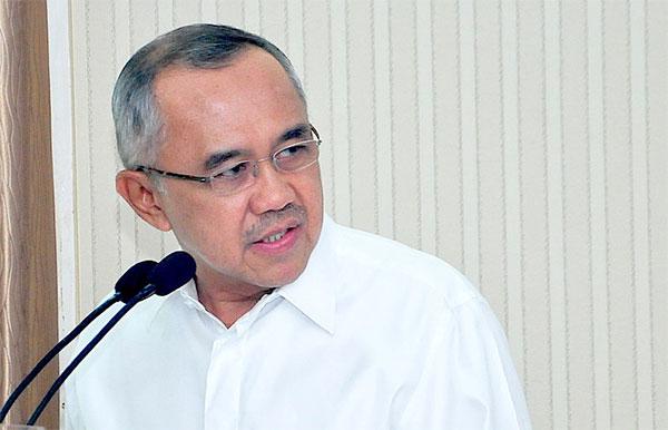 Sampaikan Nota Keuangan, APBD Perubahan 2016  Diusulkan Turun Rp59 Miliar, Ini Estimasinya...