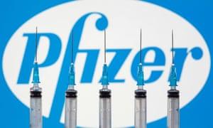 Vaksin COVID-19 Pfizer Akan Dipakai di AS pada Paruh Pertama Desember 2020