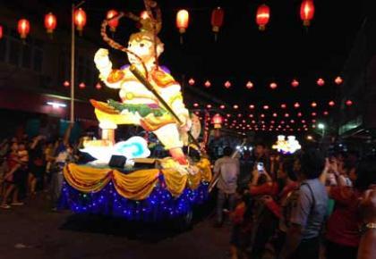 Ada Lampion Raksasa, Sore Nanti Gubri akan Buka Perayaan Festival Kue Bulan