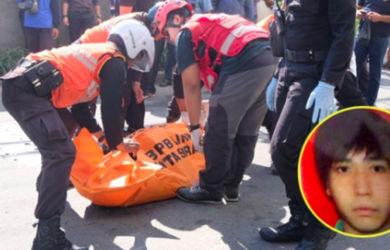 TRAGIS...Terjun dari Lantai 8, Dokter Muda Tewas Bunuh Diri