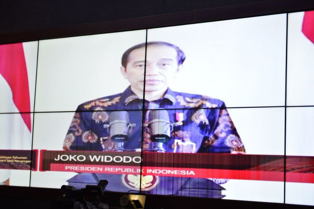 Jokowi: Kita Harus Optimis 2021 Jadi Titik Balik Permasalahan Pandemi Covid-19
