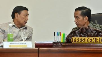 Bersyukur Jokowi Terpilih Lagi, Wiranto: Pemerintah yang Baik Dengarkan Suara Rakyat, Bukan Suara Partai