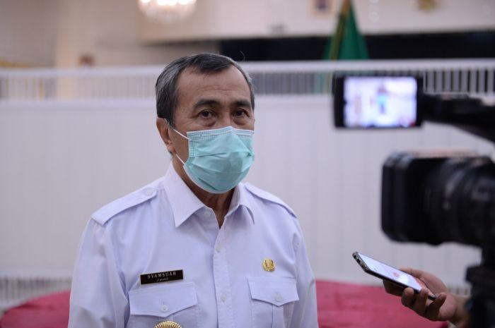 Bangun Infrastruktur, Gubernur Riau Berminat Terbitkan Sukuk Daerah