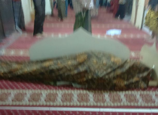 INNAILLAHI... Selesai Olahraga Singgah Shalat Jamaah, Yusri Meninggal Usai Takbir