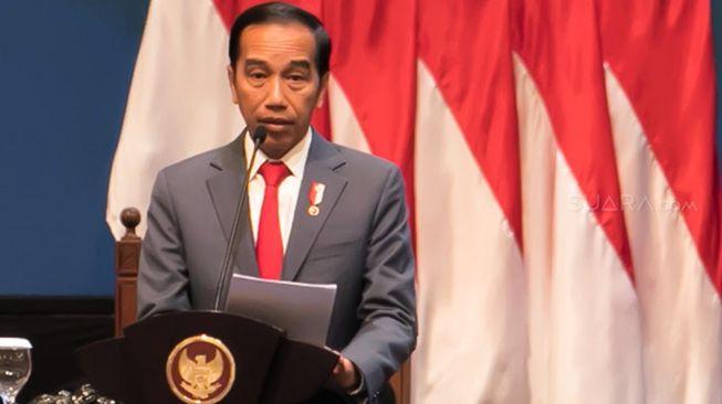 Jokowi Sebut APBN 2021 DIfokuskan pada Kesehatan dan Ekonomi