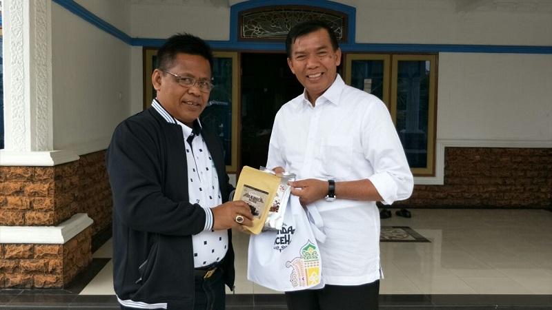 Walikota Pekanbaru Hadiri Pertemuan IMT-GT di Kota Banda Aceh