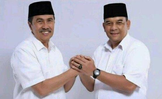 Gubernur Riau Terpilih, Syamsuar - Edi Natar Dilantik Maret Bersama Gubernur Jawa Timur