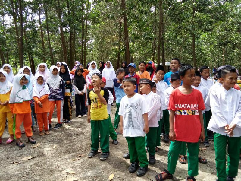 FAN-GIR Ramaikan Tarhib Ramadan di Pinggir