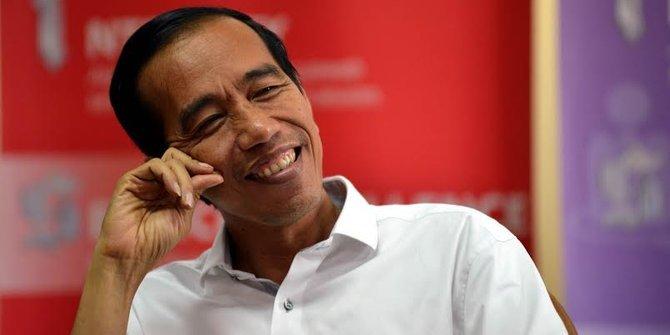 Jokowi Cerita Masa Kecil, Makan Satu Telur Dibagi Empat, Dia Dapat Bagian Paling Kecil Pula
