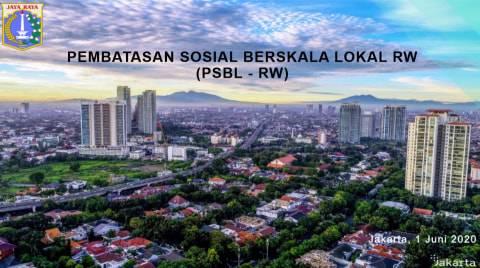 Bukan New Normal, DKI Jakarta Berencana Terapkan PSBL di 62 RW , Epidemolog UI Ingatkan Gubernur Anies