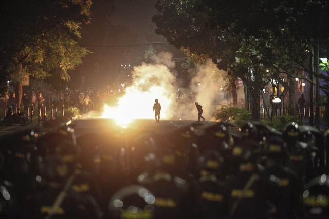 Bukan Jokowi, Ini 4 Pejabat Negara Target Pembunuhan Perusuh 22 Mei