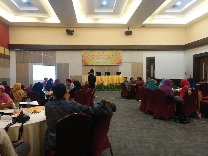 LPM UIN Suska Riau Gelar Workshop Penyempurnaan Kurikulum Integrasi Berbasis KKNI