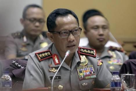 Ada Peran JAD, Kapolri Sebut Aksi Teror di Surabaya, Polda Riau, dan Mako Brimob Terkoneksi