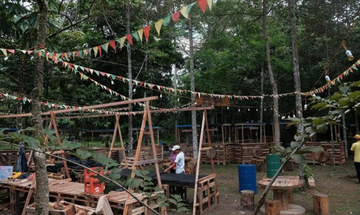 Didukung Unsur Pentahelix Pariwisata ,Pasar Digital Jadi Objek Wisata Baru