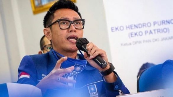 Eko Patrio Goda Erick Thohir Maju Pilpres 2024, ''Masih Muda, Pengusaha Sukses, Figur Yang Mumpuni...''