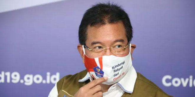 Menteri Kesehatan Budi Gunadi Sadikin  Sebut Testing Corona di RI Salah, Ini Yang Akan Dilakukan  Satgas COVID-19