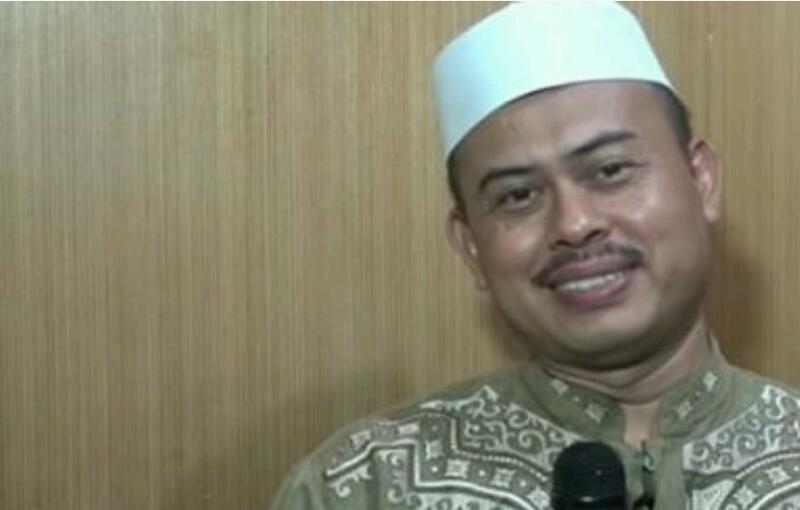 Gara-gara Ceramah di Acara Tablig Akbar 212 Solo Raya, Ketua PA 212 Slamet Ma'arif Resmi Tersangka