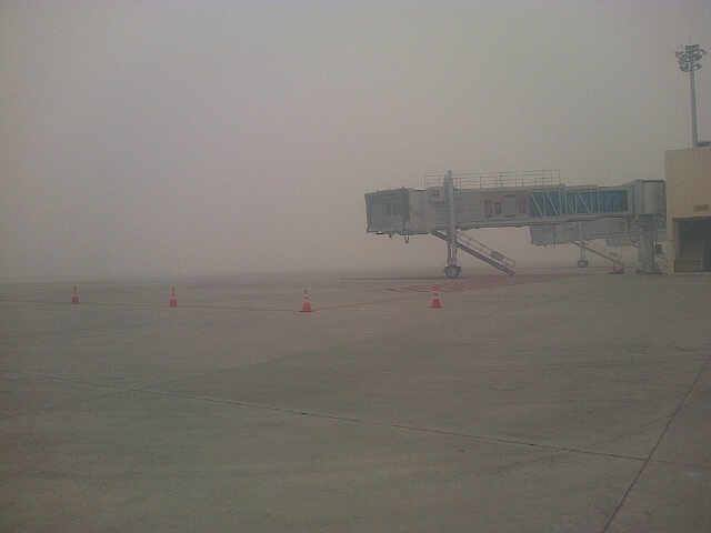 Kabut Asap Makin gawat, Tak Satupun Maskapai Mau Mendarat di SSK II