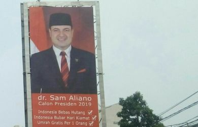 Bukan Prabowo, Ini Lawan Berat Jokowi di Pilpres 2019, Siapa Dia?