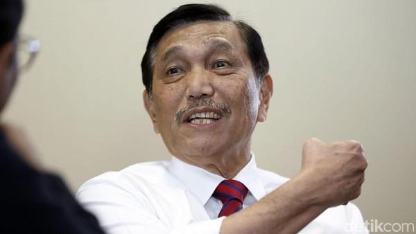 Terima Surat Klarifikasi dari Said Didu, Menko Luhut Tetap Tempuh Jalur Hukum, ''Saya Tanyakan Apakah Dilanjutin, Jawabnya Iya''