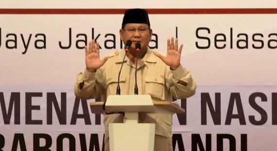 Prabowo-Sandi Tolak Hasil Penghitungan Pemilu, KPU Bilang Tak Ada Masalah...