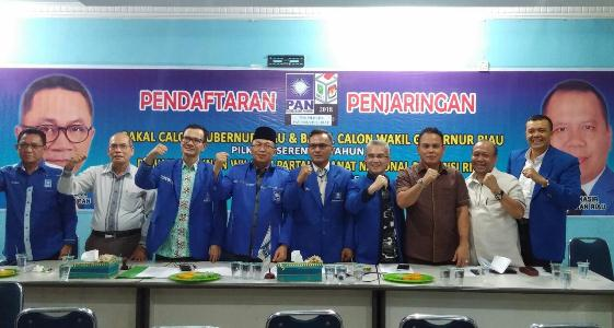 Punya Sejumlah Kader Potensial, PAN Tetap Buka Penjaringan Cagub dan Cawagub Riau