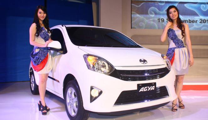 Beli Mobil Daihatsu Tipe Apa Saja, Dapatkan Bonus 30 Mobil Ayla
