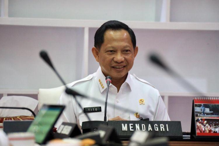 Tegaskan Ongkos Pilkada Mahal, Tito Karnavian: Kalau Dia Bilang Gak Bayar, Saya Mau Ketemu Orangnya