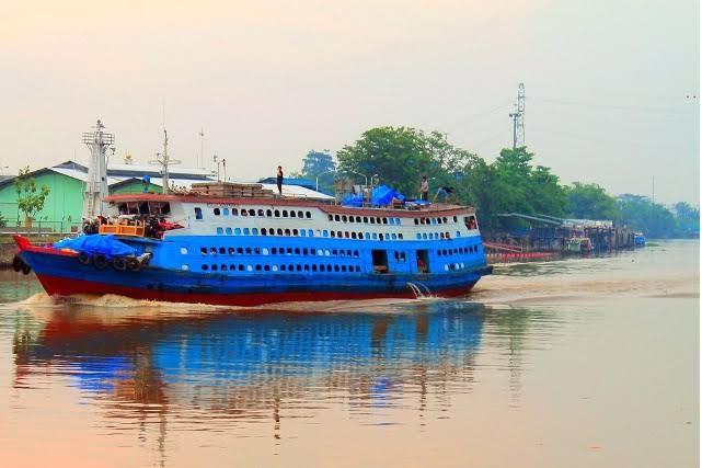 Dishub Sebut Penumpang Jalur Laut Riau Meningkat 300 Persen