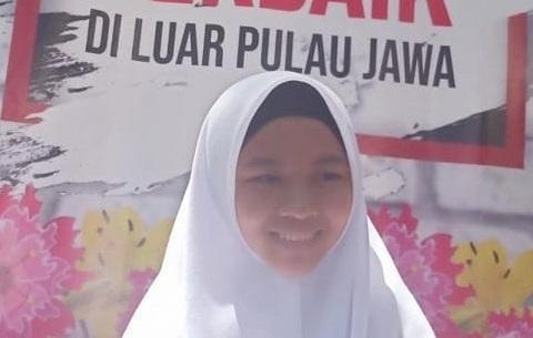 Mantap! Berprestasi dan Hapal 30 Juz Alquran, Nur Afdhaliah Dihadiahi Kuliah Gratis Jadi Dokter