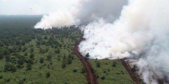 Pagi Ini, Sebanyak 33 Hotspot Terpantau di Wilayah Riau